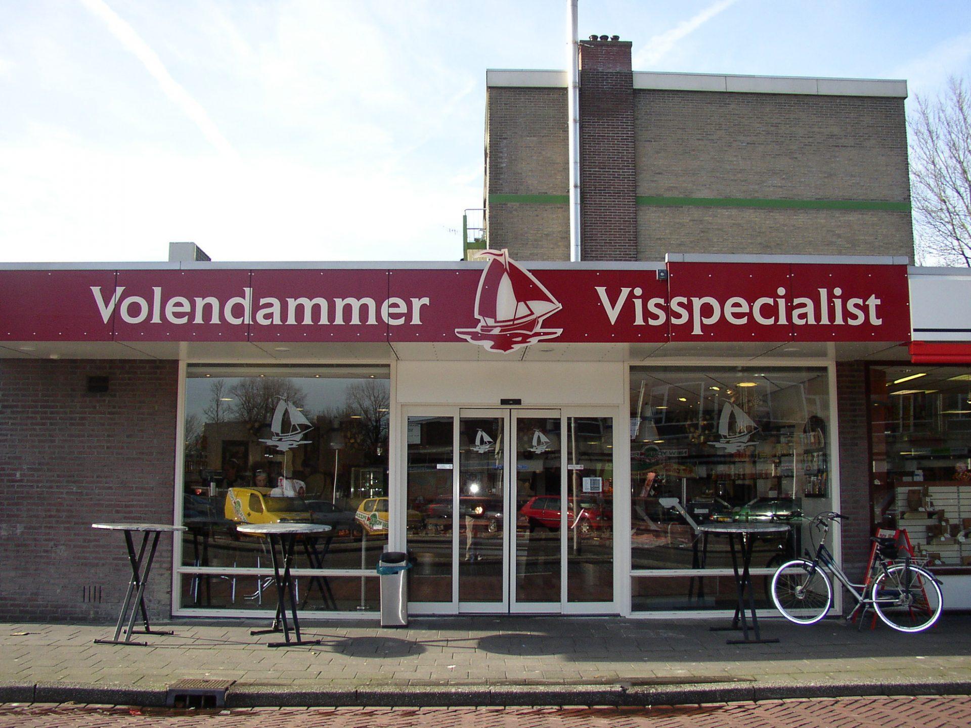 Visspecialist Schilder in Amstelveen