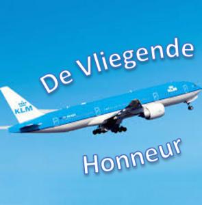 Bridgeclub De Vliegende Honneur logo